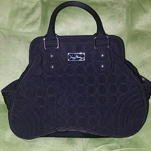 Beautiful Vera Bradley black purse